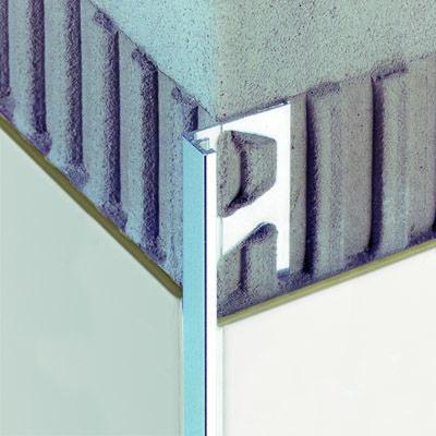 Schluter Systems Dekorativer Kantenschutz An Wandecken Fliesen